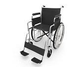 Rust Proof Wheel Chair