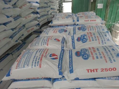 Coated Acid Stearic Calcium Carbonate Powder