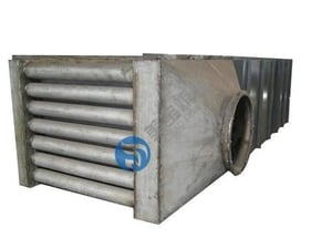 Tube Style Hot Air Heat Exchanger