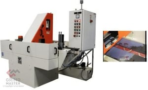 Deburring Machine of Punched And Fine Blanked Parts