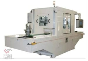 Precision Deburring Machine Of Fuel Injection And Pump Parts