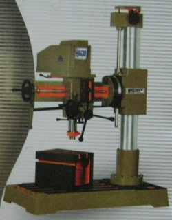 Universal Radial Drilling Machine (Capacity 32,38,40mm)