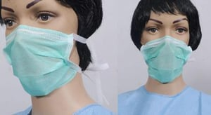 Disposable Hospital Face Mask