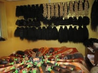 100 % INDIAN AND BRAZILIAN HAIR HAIR CLOSURE