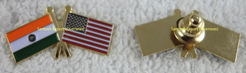Country Flag Pins