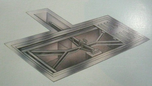 3-Lever System (Weighbridge)