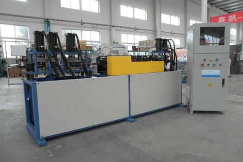 Economical Double Steel Strip Machine (Sf-1201)