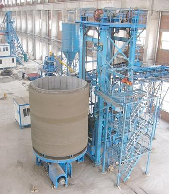 PCCP Pre-Stressed Concrete Cylinder Pipe Making Machine