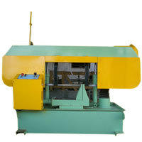Double Column Horizontal Band Saw Machines