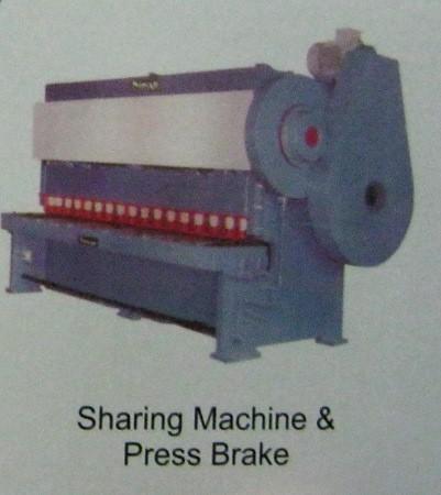 Sharing Machine And Press Brake