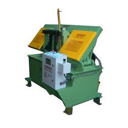 Swing Type Semi Automatic Bandsaw Machine