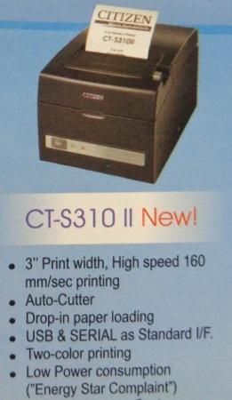 Thermal POS Printer (CT S310 II New)