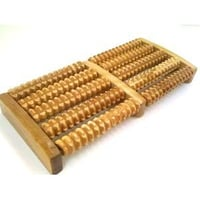 Acupressure Wooden Foot Massager