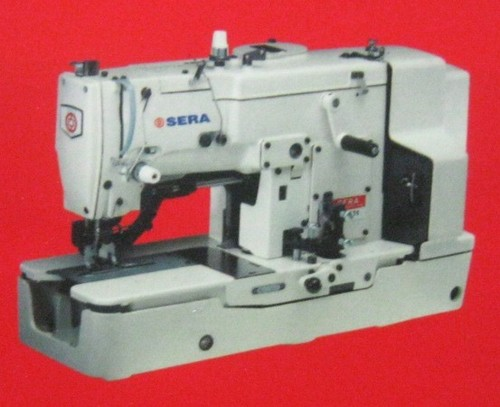 Button Hole Sewing Machine (Sr-781/782)