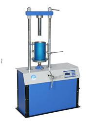 Digital Cbr Testing Machine