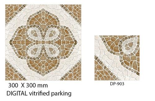 Digital Glazed Porcelain Tiles