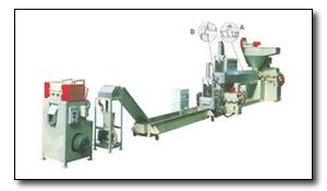 Granule Reprocessing Plant