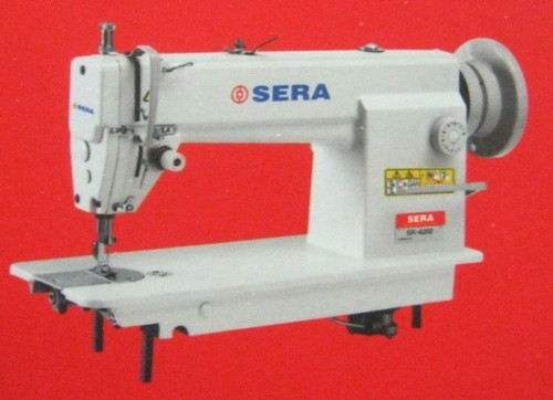 High Speed Heavy Duty Single Needle Lockstitch Sewing Machine (Sr-6202)