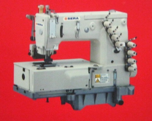 High Speed Multiple Needle Elastic Attaching Machine (Sr-1404pmd)