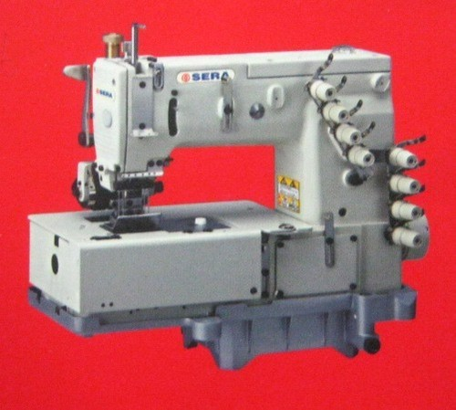 High Speed Multiple Needle Waist Band Attaching Machine (Sr-1508p)