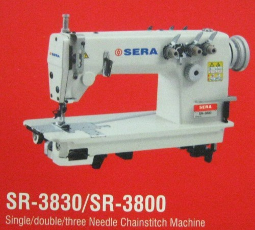 Single-Double And Three Chainstitch Machine (Sr-3830)