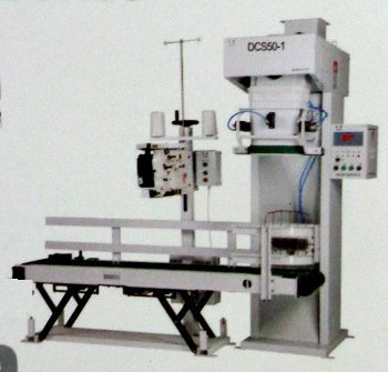 Powder Packing Machine (DCS Powder Series)
