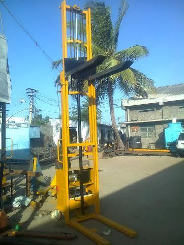 Ac Stacker (Cotton Bale Stacker)
