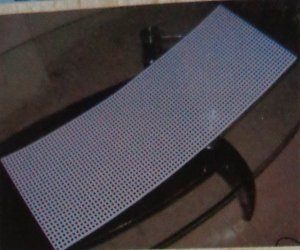 Expanded Metal Sheets (Jsf-11)