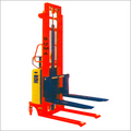 Semi Electric Stacker Machine