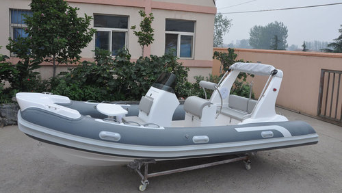 Liya 5.2m Hypalon Inflatable Boat Rubber Boat Suppliers