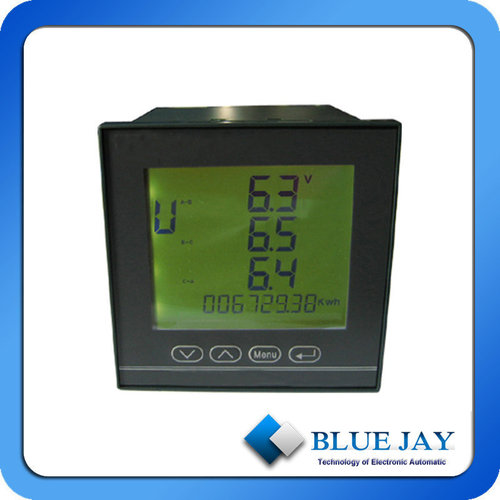 Digital Panel Electric Meter With RS485