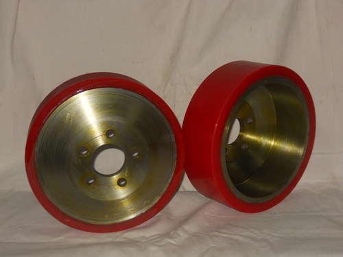 High Quality Polyurethane Wheels