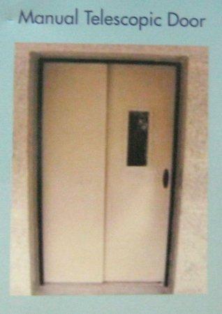 Manual Telescopic Sliding Door