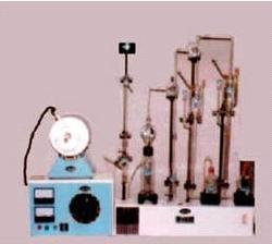 Sulphur Determination Apparatus
