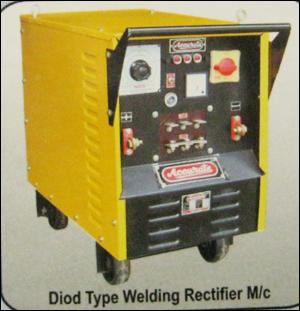 Diod Type Welding Rectifier Machine