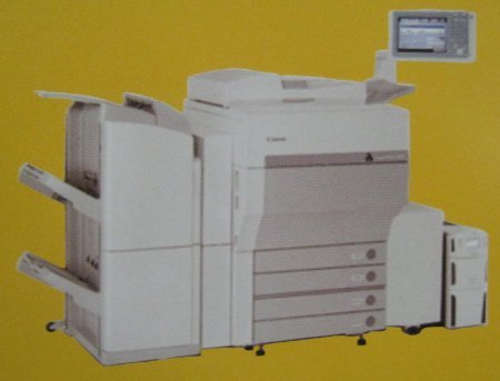 Production Printer (Color And B/W)