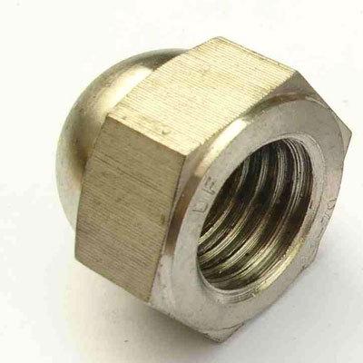 Brass Cap Nut in G.I.D.C. Dared