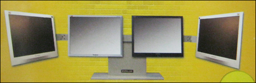 """Desktop Mount For Monitor And Lcds (15"""" -22"""")"""