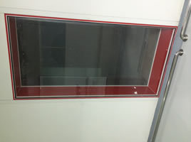 Double Glazed Vision Panels