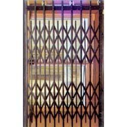 Durable Collapsible Door