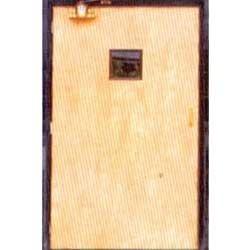 Wooden Swing Door