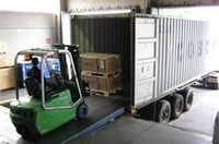 Container Loading And Unloading Service