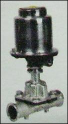 Pneumatic Cylinder Operated Pharma Diaphragm Valve
