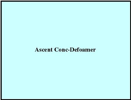 Ascent Conc-Defoamer