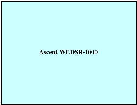 Ascent WEDSR-1000 in   Manmangalam Taluk & Post