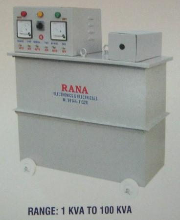 Automatic Voltage Stabilizer (Dimmer Type) in  New Janta Nagar