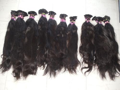 Indian Virgin Remy Bulk Hair