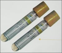 Gel And Clot Activator Tube