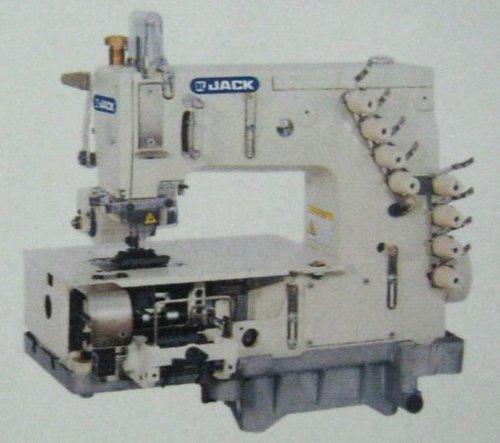 40 Needle Elastic Attachment Sewing Machine JK140040 PMD Bisht Ram Enchanting 4 Needle Elastic Sewing Machine