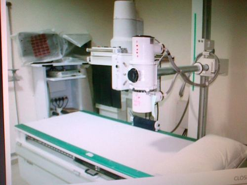 Digital X Ray With Fluoroscopy Service